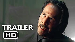 John Wick 2 Official Trailer # 3 (2017) Keanu Reeves Action Movie HD thumbnail