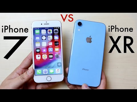 Iphone Xr Vs Iphone 7 Should You Upgrade Speed Comparison