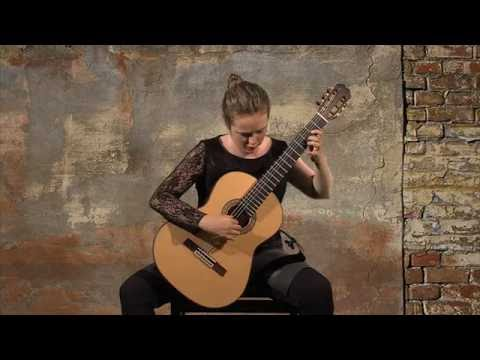 Guitar Masters 2016 - Martina Barlotta /// CLASSICAL GUITAR / ROUND I