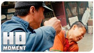 Хан заступился за Дре - Каратэ-пацан (2010) - Момент из фильма