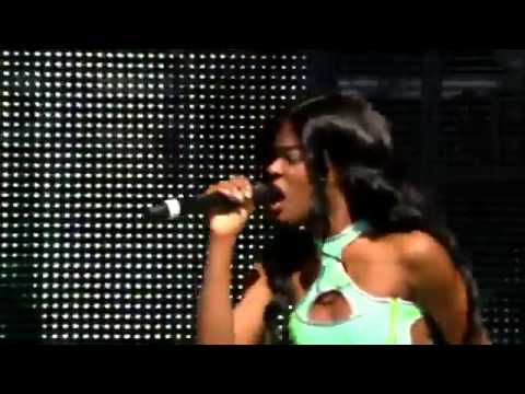 AZEALIA BANKS - GLASTONBURY 2013