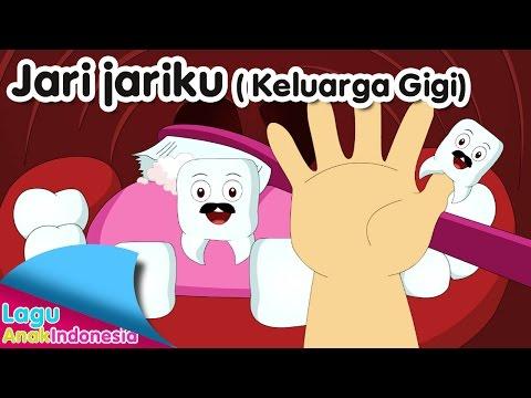 Jari Jariku - Keluarga Gigi (Finger Family Song) dan lagu lainnya | Lagu Anak Indonesia