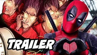 X Men Legion Episode 1 Trailer Deadpool and Phoenix Saga Timeline