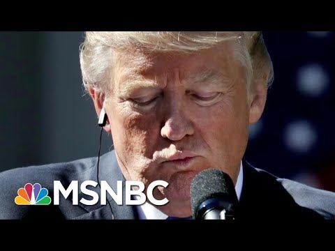 President Donald Trump Tweets: 'Who Knows?' If GOP Has Votes For Budget | Morning Joe | MSNBC