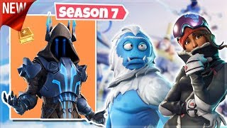 ✅Fortnite: SEASON 7 IS HERE! THEY ADDED PLANES // SQUADS // (iOS, Android, Xbox, PS4, Switch!)