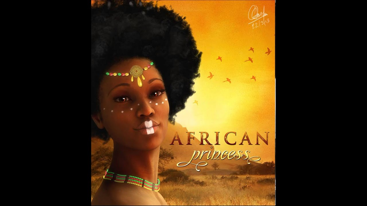 Afro queen from the 70039s 4