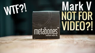 No Continuous Autofocus?! - Metabones Mark V Review for Video