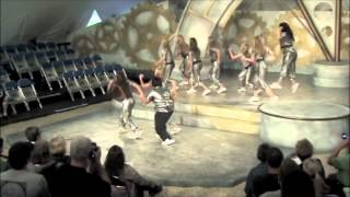 Intergalactic Planetary - Pure Energy Dance Co. - Hip Hop Group - Dance on the Saskatchewan 2012