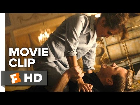 The Man from U.N.C.L.E. Movie CLIP - Want...