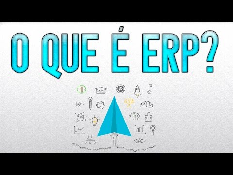 O que é ERP (Enterprise Resource Planning)?