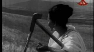 Ethiopian Music - Asnakech Worku on Kirar
