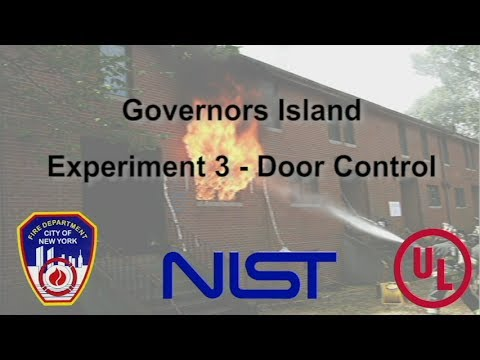 Governors Island: Exp 3 - Door Control