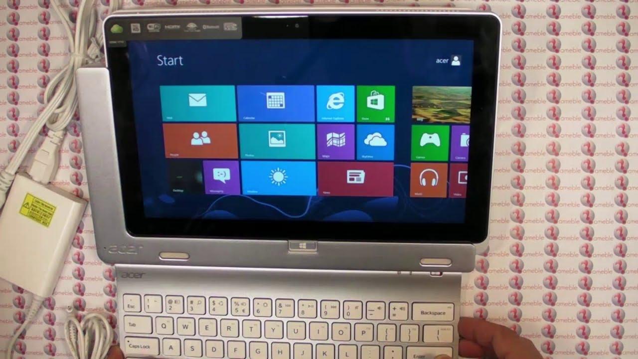 Acer Iconia W701 Intel DPTF 64x