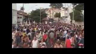 A maior manifestação de rua de São João del-Rei - MG