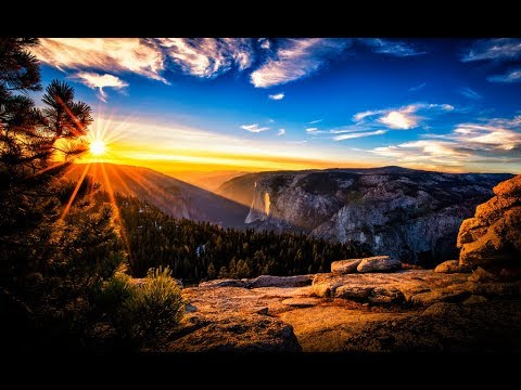 Time Lapse video / ROYALTY-FREE MUSIC for time lapse - Yosemite by SnowMusicStudio