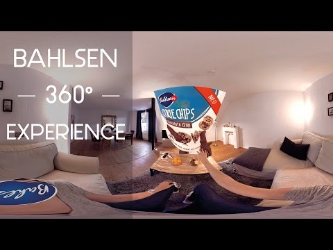 Bahlsen 360-Grad-Experience – Sweet Kitchen – Fabrik Tour