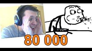 80 000 ДОНАТА, РЕКОРД на моих стримах [gregomom1] thumbnail