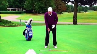 senior golf tips