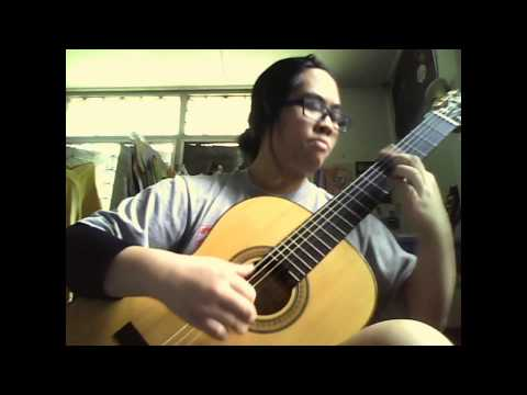 สบตา  OST. Yes or No อยากรักก็รักเลย (guitar version)