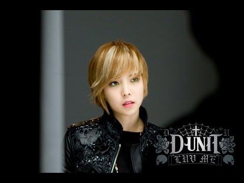 [Teaser] Luv Me (UJIN Ver.) - 디유닛[DUNIT]