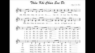 Thần Khí Chúa Sai Đi   -  Nguyễn Đức Tuấn   -  (allvoices ) .