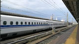 新富士駅新幹線通過@2019.10.3.
