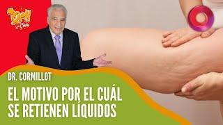 Dr. Alberto Cormillot: La retención de líquidos