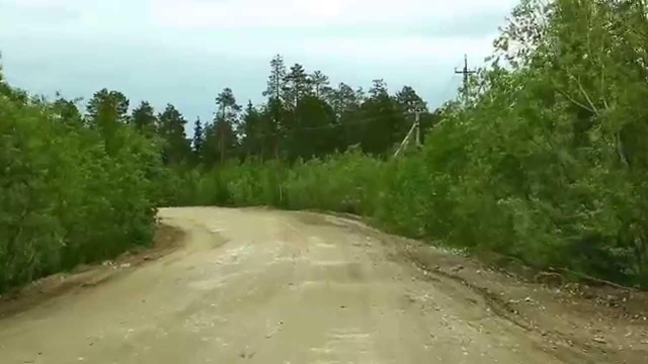 Дорога на тайдон видео