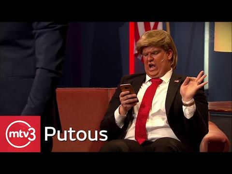 Trump-sketsi | Putous 8. kausi | MTV3