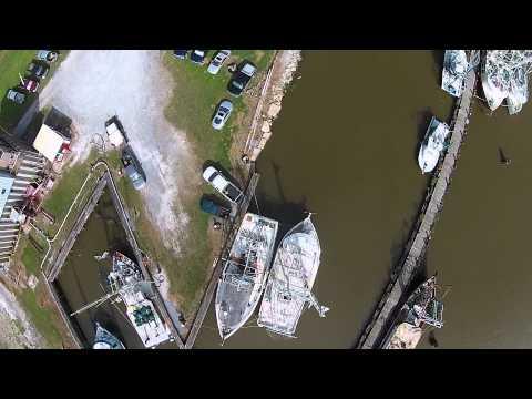 Delcambre Docks