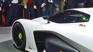 Pininfarina H2 Speed - World Premiere