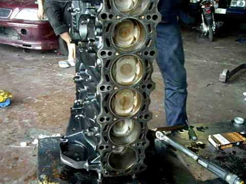 2jz bottom end rebuild