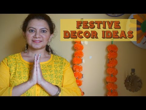 Festive Decor Ideas | Indian Festive Decor