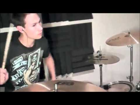 A Day To Remember- 2nd Sucks Drum Cover