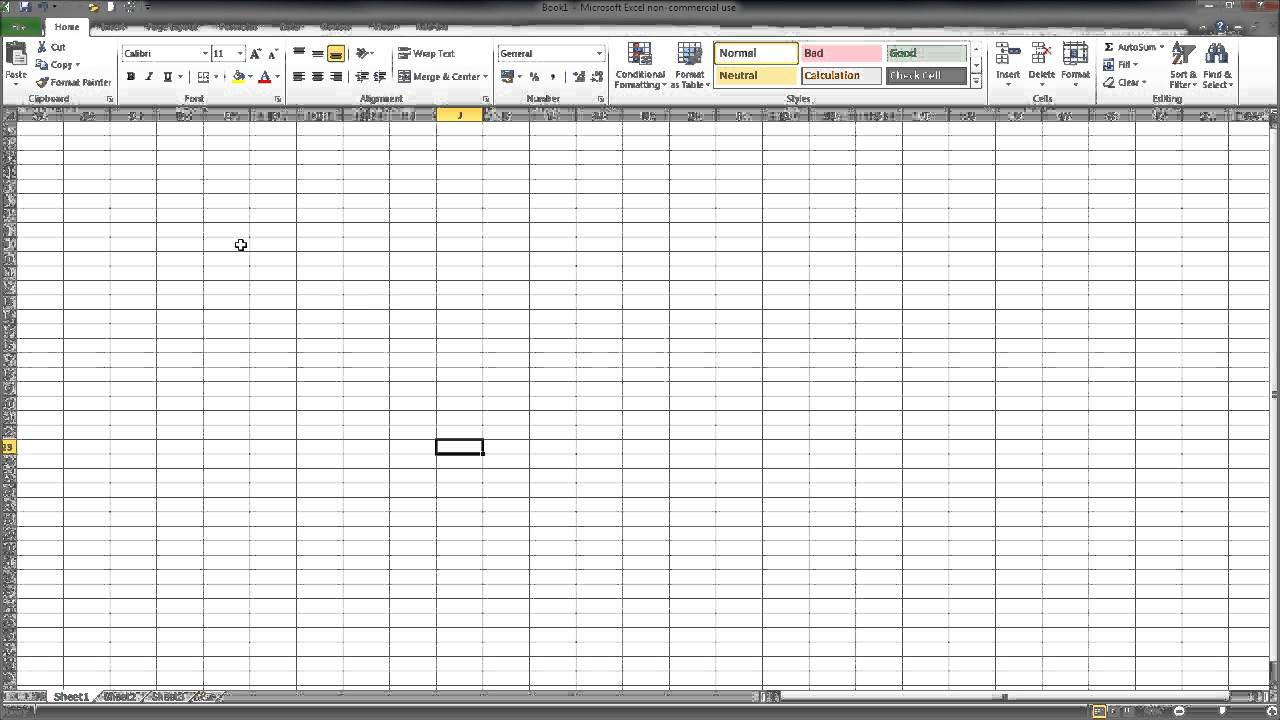 How To Create A Business Plan Using Excel Part 1 Introduction