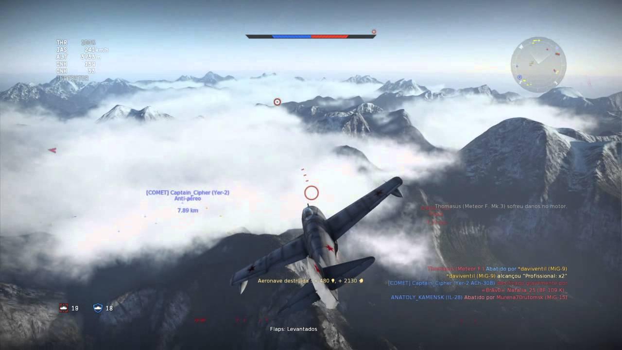 War thunder mig 9 gameplay store games