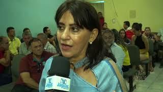Eliete Fernandes Lançamento do programa SINALIZE em Quixeré