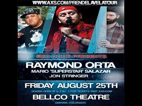 Red Door Presents: Raymond Orta Comedy Show In Denver, CO