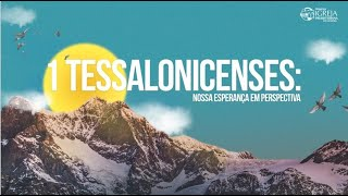 1 Tessalonicenses 2:1-12 | Rev. Ericson Martins