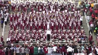 2015 AAMU Band @ Homecoming - Attitudes