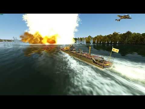 IL2BOS 1CAG Epic 5x110 Shipping Raid
