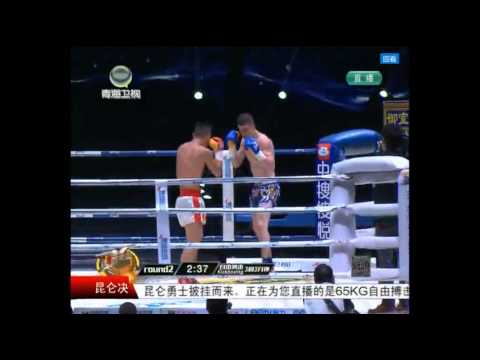 Matt Embree vs Yang Zhou