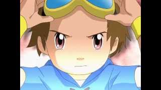 Digimon Tamers • Creditless Opening 02 (Original DVD Quality)