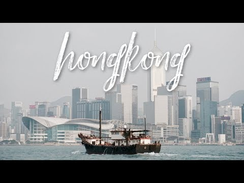 HONGKONG in 100 SECONDS + drone shots I lifestylena