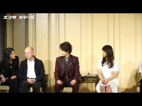 """「エンタステージ」http://enterstage.jp/ 『レ・ミゼラブル』を手掛け、演劇ファンから高い評価を受けた""""黄金コンビ""""ジョン・ケアードとジョン・..."""