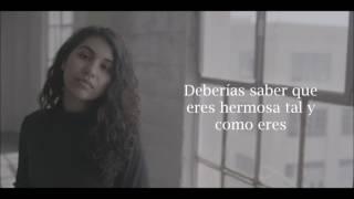Alessia Cara - Scars To Your Beautiful / Sub Español