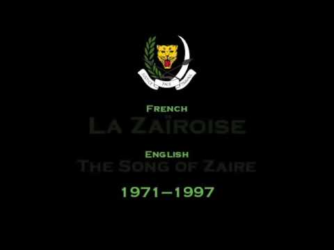 hymne national la zairoise