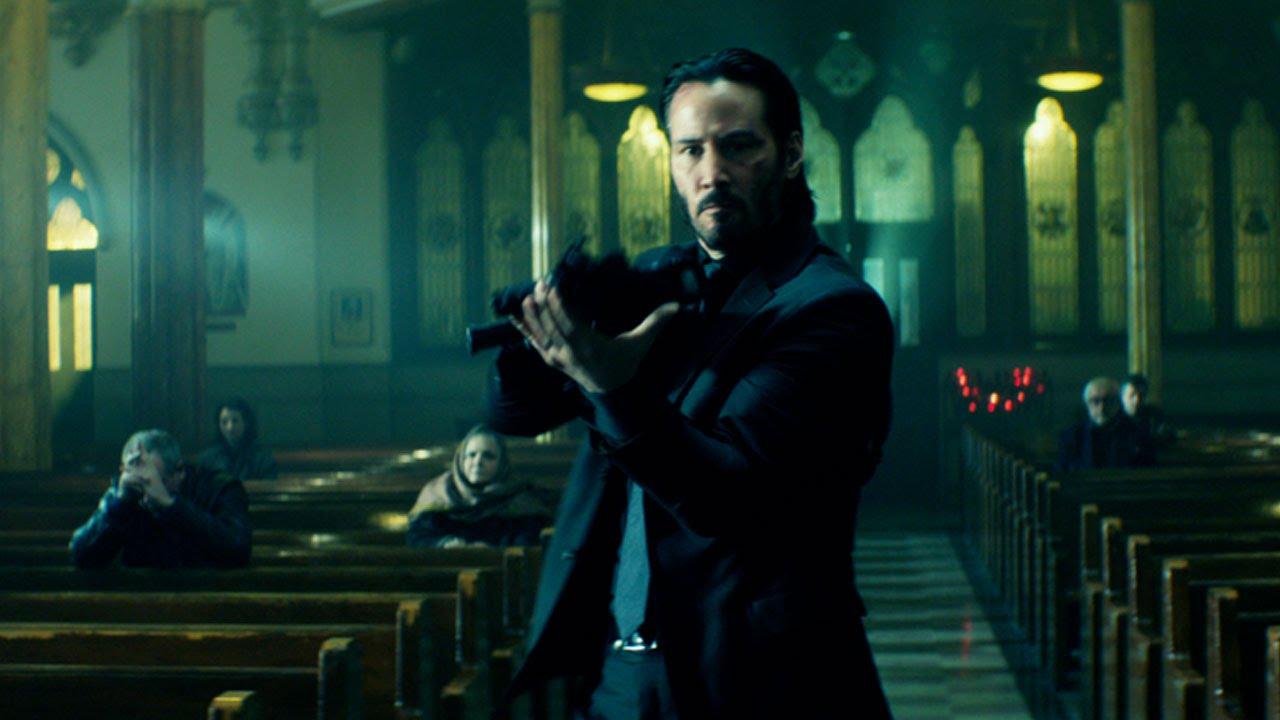 John Wick 2: Trailer #2