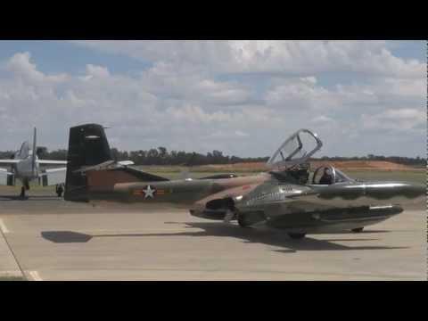 Temora Aviation Museum - Cessna A-37B Dragonfly