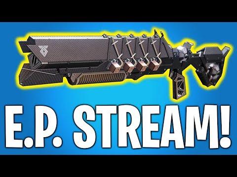 Destiny 2 | Escalation Protocol Carry Stream!! Ikelos SG!! Anyone Welcome! thumbnail